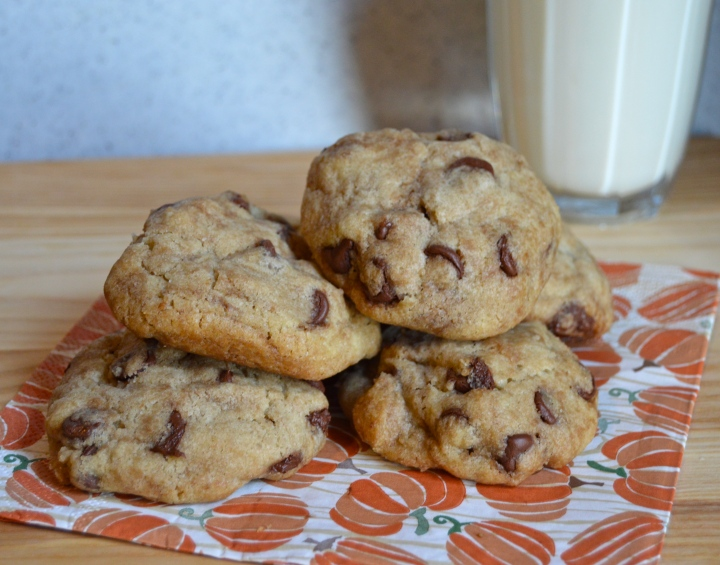 Melt-In-Your-Mouth Chocolate ChipCookies