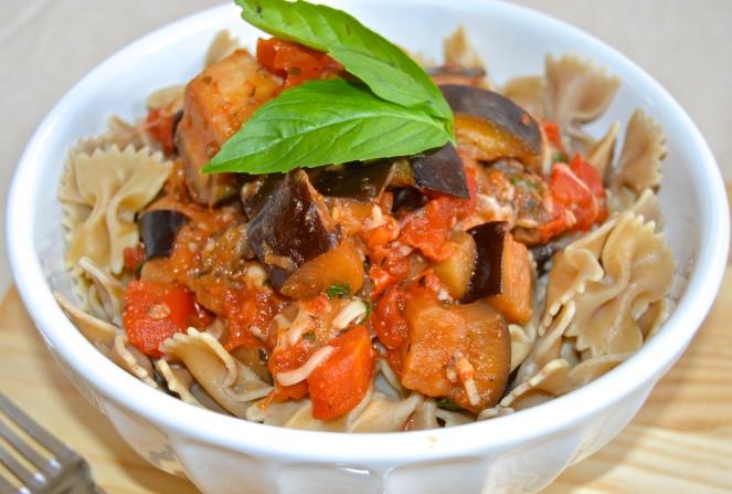 Eggplant Parm Sauce & Pasta