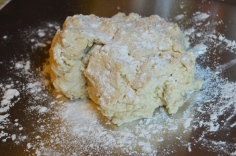 Biscuit Dough Ball