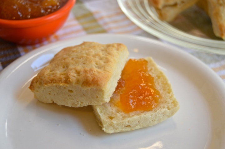 Classic Homemade Biscuits