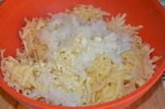 Potatoes, Onion & Garlic
