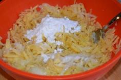 Egg, Potato Starch, Salt