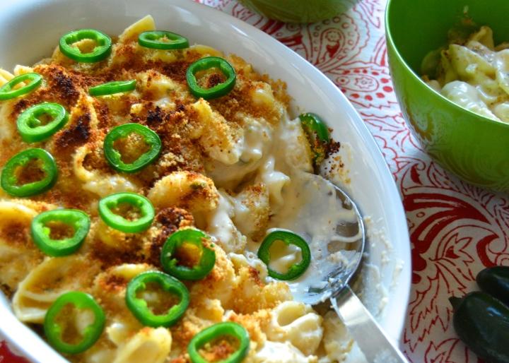 Jalapeño Popper Mac &Cheese
