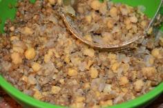 Mash the Beans/Lentils