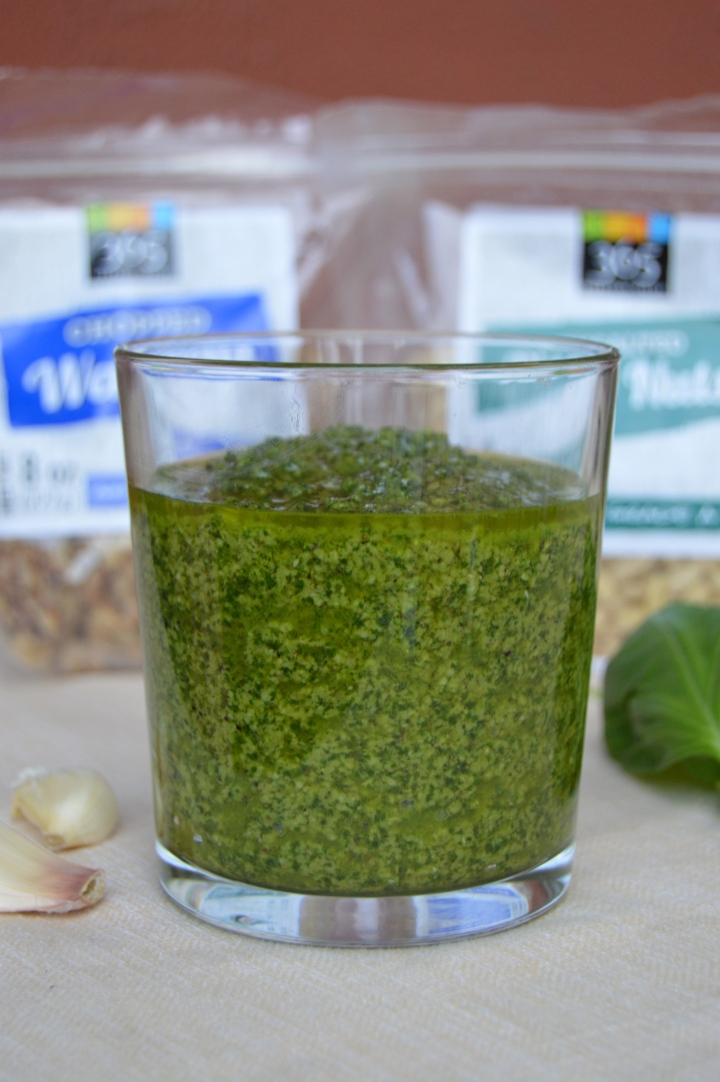 Best of Basic: Basil Pesto Sauce