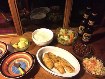 Delicious Dinner at El Sol