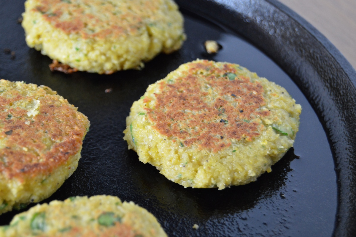 The Best Chickpea Falafel Patties