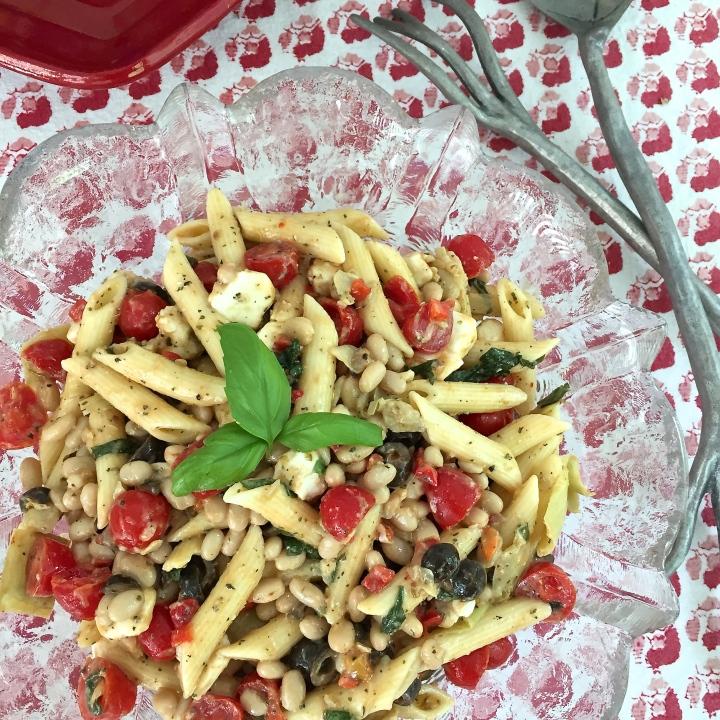 Best of Basic: Loaded Italian PastaSalad