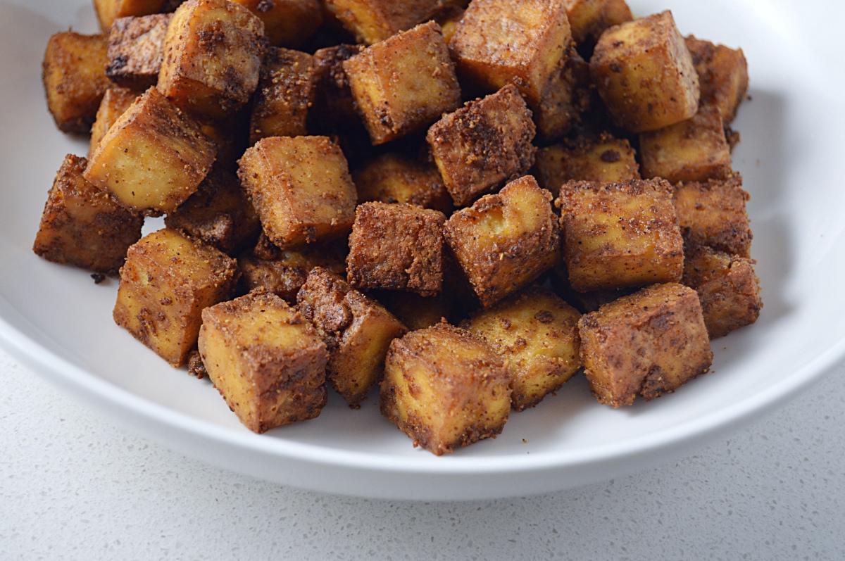 Crispy Chipotle Tofu