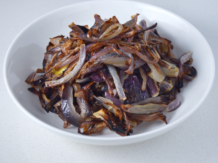 Lean Pantry: Easy Oven-Charred Onions