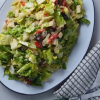 Mom's Classic Italian Chopped Salad