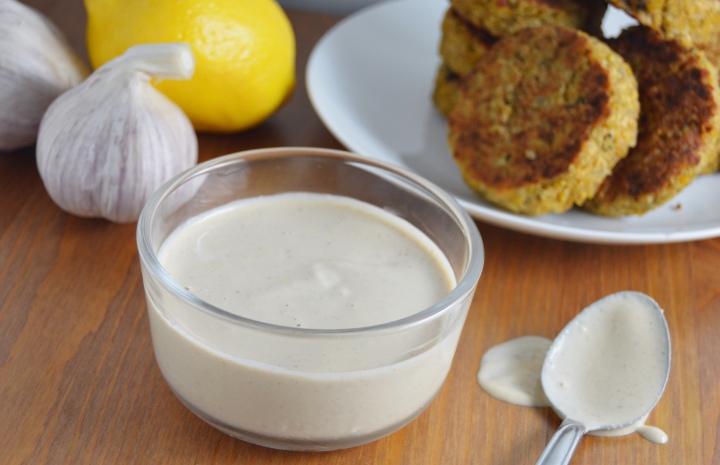 Lean Pantry: Lemon-TahiniSauce