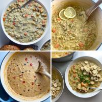 Best of the Best: Soup Season (vegan)